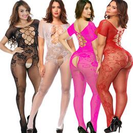 2019 резиновая горничная Женщины Сексуальное женское белье Плюс Размер Горячее эротическое белье Babydoll Ажурные Пижамы Секс костюмы Lenceria Erotica Mujer Sexi