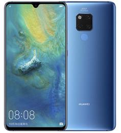 Usb firmware online-Telefono originale sbloccato per telecamere posteriori da 40 megapixel da 7,2 megapixel originali di Huawei Mate 20 X con firmware Octa Core da 128 GB / 256 GB