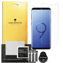 galassia s6 della protezione del vetro Sconti Proteggi schermo in vetro temperato trasparente 2.5D 9H per Samsung Galaxy S6 S7 S8 S9 S10 Plus