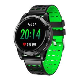 M11 умные часы 1,3-дюймовый IPS полный круглый экран Bluetooth вызов пульсометр артериальное давление мониторинг сна спорт умный браслет от