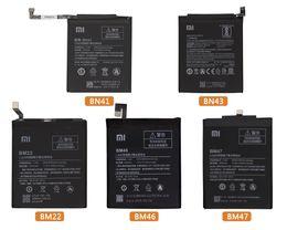 2019 xiaomi mi note pro Xiao mi bn41 bateria do telefone original para xiaomi redmi note 4 4x 3 pro 3s 3x 4x mi 5 bn43 bm43 bm46 bm47 bm47 baterias de substituição xiaomi mi note pro barato