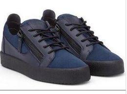los mejores zapatos italianos Rebajas 2019 estilos Nueva llegada marca italiana low top zapatos de moda hombres mujeres cuero genuino zapatos casuales de alta calidad más el tamaño
