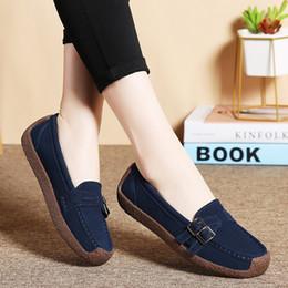 f36cb6cd1fe83 2019 mujeres mocasines oxford 2019 zapatos de mujer de primavera zapatos de  ballet de cuero zapatos