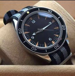 Reloj cronometro mecanico online-los hombres mecánicos de lujo superior 300 42mm Maestro Co-Axial automática caballero relojes de James Bond 007 Spectre para hombre Deportes cronómetro reloj de pulsera