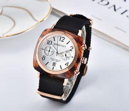 1fd587b8ba9 2019 conjunto trado moda de lazer nova marca de luxo esporte relógios  homens moda casual quartzo watch1