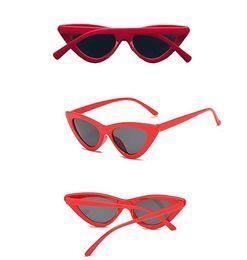 Goldene schutzbrille online-Vintage Cat Eye Sonnenbrillen Mode Kinder Brille Sunblock Kinder Mädchen Jungen Brillen Brillen Kunststoffrahmen UV-Schutz