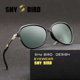 cd56ea94504 SHYBIRD New Polarized Sunglasses For Women s Brand Designer Classic Fashion  Korean Version Sun Glasses Ladies Outdoor Sports Goggle Eyewear