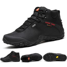 XIANGGUAN 82283 Escalador de calidad superior para hombre Zapatillas de running Hombres de trekking Zapatillas deportivas Impermeables Zapatillas de deporte de carrera Xiang guan Shoes desde fabricantes