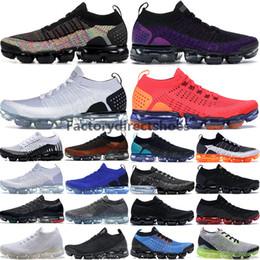2019 zapatillas multi color Negro Multi-color Knit 2.0 Be True Fly 1.0 Orca SPIDERMAN FK zapatillas de running para hombre Zebra Team Red Racer Blue para mujer zapatillas multi color baratos