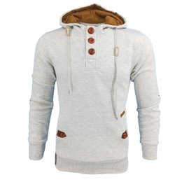 2019 New best selling high quality brand men s hooded sweatshirt jacket  hoodie men s letter fashion hooded sweater M-3XL 06f28f55f