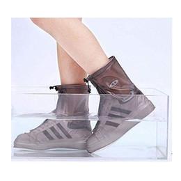 Tube moyen étanche chaussures couvre la couverture de chaussure imperméable pour les hommes et les femmes Moyen tube couverture de chaussure imperméable ? partir de fabricateur