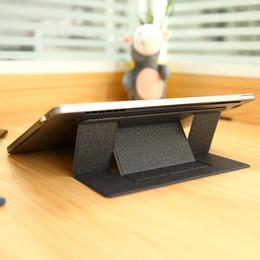 Невидимый держатель для портативного ПК Ультратонкий складной регулируемый кронштейн Портативный планшетный держатель для iPad MacBook Mac Book Lenovo Samsung от