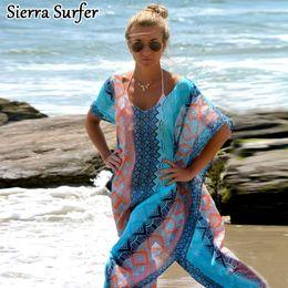 Argentina Saida De Praia Pareo Beach Cover Up Swimwear Women Kaftan Tunics For Chiffon Dress Acrylic Cotton Tunika Plaj Telo 2019 supplier acrylic swimwear Suministro