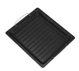 2019 pentole in gomma Piatti di cottura antiaderenti Igiene Accessori per barbecue resistenti all'aperto Facile da pulire Utensili da barbecue Teglia da forno Vendita calda