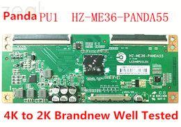 Lógica de tv on-line-PARA Panda PU1 HZ-ME36-PANDA55 4K Para 2 K Placa de Lógica polegadas TV Tela LC546PU1L01 Placa Lógica