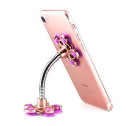 Support de téléphone portable universel pour voiture, support à ventouse cellulaire réglable à 360 degrés pour iphone 5 6 7 plus support de voiture Samsung ? partir de fabricateur