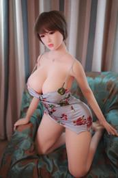 Tamaño completo 168 cm muñecas de sexo real pecho grande, silicona muñecas de amor asiáticas, vagina real de piel vagina real, juguetes sexuales para adultos para hombres, muñecas de amor desde fabricantes