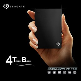 "seagate hard drives Coupons - Seagate External HDD 4TB Backup Plus Slim USB 3.0 USB 2.0 2.5"" Portable External Hard Drive Disk for Desktop Laptop STDR4000300"