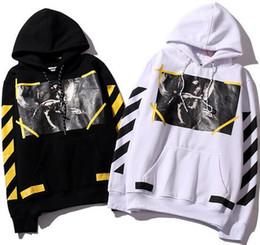 Black sweatshirt online-NUEVA MODA Sudadera MUJER Sudaderas Con Capucha Chaqueta Ropa Sudaderas Chaquetas Con Capucha Negro Chaquetas Para Hombre abrigo de PULÓVER FA03