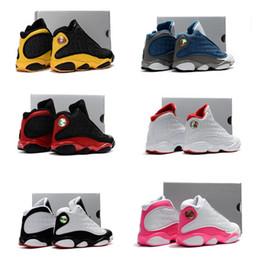 4a9740aafa627 2019 jeunes enfants sports sportifs baskets Infant Black Boy fille 13 ans  Elevé Histoire de Vol Enfants chaussures de basket taille 28-35