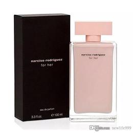 elegante parfümflaschen Rabatt Parfümdüfte für Frauen Reizvolles elegantes Glasflaschenspray 100ml / 3.3fl.oz EDT Freies Verschiffen und schnelles Verschiffen