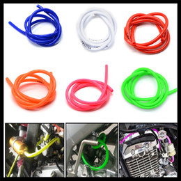 fuel oil hoses Coupons - Motorcycle Fuel Gas Oil Tube Hose Line Petrol Pipe for C600 Sport C650 Sport C650 GT F650 GS F700 GS F800 AdventuRe