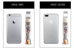 Mini lapiz de celular online-Teléfono celular iPhone Reparación de arañazos Reparar Arreglar Remover Mantenimiento Pintura Pluma para iphone 6 6s 7 8 más x xr xs max mini 10pcs