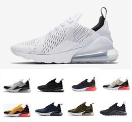 Zapatos de lunares de las mujeres online-2019 Nike Air Max airmax AIRMAX 270  Copa del mundo de los hombres baratos Francia 2 dos estrellas 27C Edición limitada Triple 27C zapatillas de deporte Mujer zapatos casuales Flair 27C tamaño 36-45