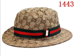 cappelli da spiaggia all'ingrosso Sconti 2019 protezione sole cappello secchio protezione pesca Bob Boonie secchio cappelli estate tappi pieghevoli spiaggia visiera parasole pieghevole uomo bombetta
