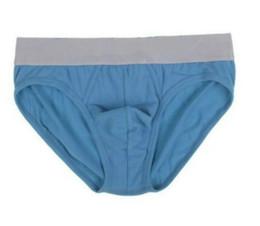 Calzoncillos de marca de calidad online-2pcs los hombres a estrenar de la ropa interior Modal plata de ala calzoncillos ropa interior escritos atractivos de alta calidad color de la mezcla de los hombres