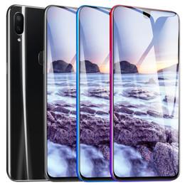 2019 grande bateria smartphone 6.2 polegadas Dual HD Camera Water Drop tela do smartphone Android 8.1 2G + 32G GPS Smartphone 3G Big 3800mAh bateria Quad Core grande bateria smartphone barato