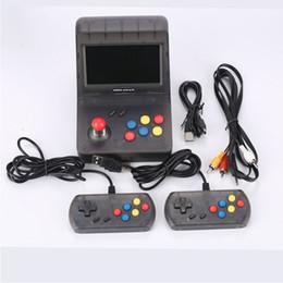 nes игры mp4 плеер Скидка Ручной игровой консоли машина 16 ГБ MP3 MP4-плеер видеоигры 3000 игры SNES NES поддержка AV OUT с розничной коробке DHL бесплатная доставка
