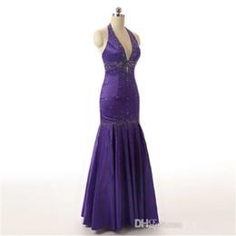 2019 лесные зеленые платья 2019 сексуальное вечернее платье с открытой спиной и элегантной русалкой черный фиолетовый атласная выпускного вечера платья длиной до пола SD176