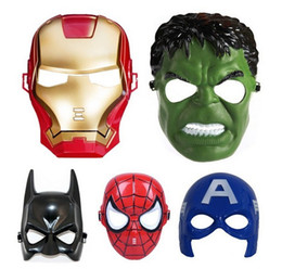 Wholesale Ironman Face Mask For Resale Group Buy Cheap Ironman