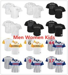 2019 pequeno jogador 2019 Clássico da Little League Chicago 44 Tony 9 El Mago 17 KB Cubs Pittsburgh 6 Tato Pirates Jogadores da Jersey Weekend Homens Mulheres Crianças desconto pequeno jogador