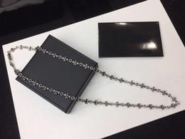 2019 weiße perlenhalskette entwirft gold Modemarke N CH Kreuz Designer Halskette für Dame Design-Mann und Frauen-Partei-Hochzeit Lovers Geschenk Luxus Hip Hop Schmuck.