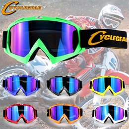 Cyclegear Motocross Goggles Brillen Motorrad Brillen für Helm Moto Mountainbike Dirt Bike MX Brillen MTB Gafas Oculos von Fabrikanten