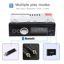 Новое поступление Радио Bluetooth 12 В Стерео Радио MP3-плеер USB-ресивер Авто Аудио плеер от Поставщики диктофон интернет-радио