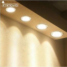 замороженный хрусталь Скидка Светодиодный светильник 3W 5W 7W 9W 12W 15W круглый Встраиваемый светильник 220V 230V 240V 110V Home Decor спальня кухня крытый точечное освещение