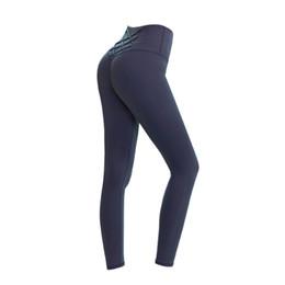 Pantalones de yoga de talle alto Gimnasio Leggings sin costura Rejilla Medias de ejercicio Pantalones de las mujeres Leggings para Fitness Yoga Deportes en ejecución desde fabricantes
