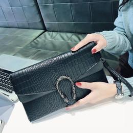 Day Clutches Serpentine Femmes Sac À Main Dames Wristlet Bag Enveloppe Épaule Sacs À Bandoulière pour Femmes ? partir de fabricateur