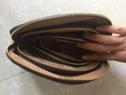 2019 cremallera de la moda llevar estuche 4pcs / set nuevo de las mujeres bolsas de cosméticos organizador bolsa de viaje bolsa de diseñador de maquillaje famosa conforman señoras bolsa Cluch bolsos Organizador neceser