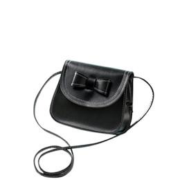 Deutschland Frauen-weiche Leder-Bowknot-Handtaschen-einfache stilvolle Schulter-Crossbody-Taschen cheap soft faux leather crossbody Versorgung