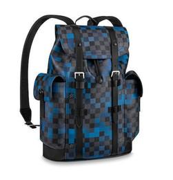 Rollende totes online-N40063 Christopher Rucksack Herrenmode Rucksäcke Business-Taschen Messenger Bags Softsided Luggage Rolling Bag