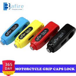 motorcycle goods Coupons - Universal Motorcycle Lock Scooter Handlebar Safety Lock Brake Throttle Grip Anti Theft Protection Security Locks Good Quality