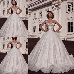 Moda Arábia Árabe Vestidos de Casamento 2019 Oriente Médio Applique Tribunal Trem Vestido de Baile Vestidos de Noiva Plus Size supplier fashionable plus size dresses de Fornecedores de moda mais vestidos de tamanho