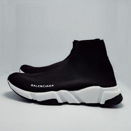 Дизайнерские носки мужские кроссовки женские модные туфли черный белый красный глиттер зеленый розовый Плоские мужские кроссовки Runner повседневная обувь размер 36-45 ЖК от