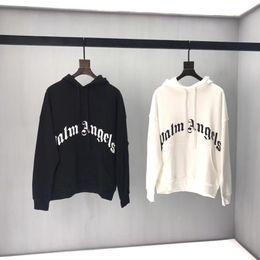 Camisola do crânio dos homens on-line-Mulheres com capuz de algodão com capuz solto hoodie dos homens carta impressão com capuz marca maré camisola estudante 2019 outono inverno novo GU4