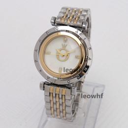 Canada Nouvel homme de luxe montre-bracelet en acier inoxydable de mode femmes Casual montre en acier horloge à quartz mâle marque regarder big bang PANDORA mk rôle de diamant supplier big bang diamonds Offre