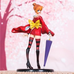 Deutschland Hot Toys GINTAMA Kagura Sexy Anime Figur Action Figure Kunst Mädchen Dicke Titten Tokio Japan Anime Toys Sex Doll Adult Products supplier japan hot sex Versorgung
